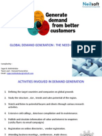 PPT - Demand Generation & Strategy (MIT Guys)
