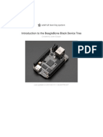 Introduction to the Beaglebone Black Device Tree