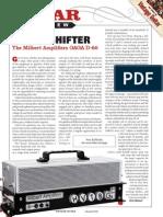 Milbert GAGA D60 Review 201401 VintageGuitarMag