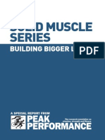 Building Bigger Legs