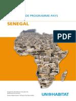 Document de Programme-Pays 2008-2009 - Senegal