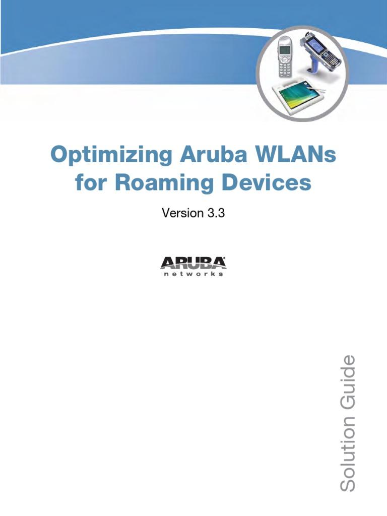 Dg Roaming Wireless Lan Quality Of Service