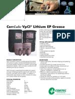 CorrLube VpCI Lithium EP Grease