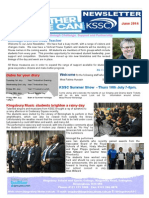 KSSC Newsletter June 2014