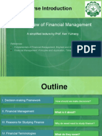 1 Financial Management Introduction (1)