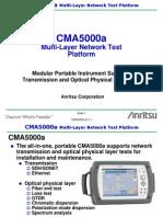 CMA5000a Main Frame V3 VNPT