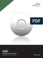 UniFi AP AP-LR User Guide