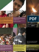 """FOC 08/09 """"Greek"""" Brochure"""