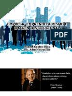 Presentación Empresa, Emprendedurismo e Imagen Institucional