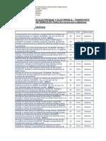 Listado Cursos Electricidad y Electrónica - Transporte y Mantenimimiento de Vehículos (1)