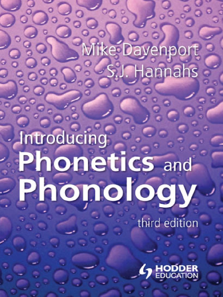 Introducing phonetics and phonology drm rip larynx phonology fandeluxe Image collections