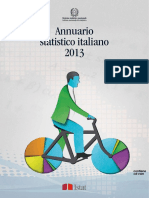Annuario Statistico Italiano 2013