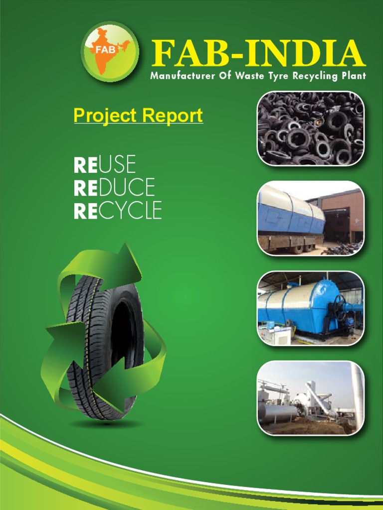10 TPD Project Report | Pyrolysis | Fuels