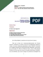 Sentencia del Tribunal Supremo sobre las prospecciones en Canarias