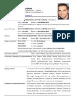 CURRICULUM Argentieri Alessandro