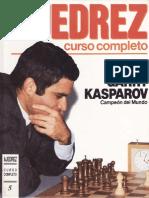 AJEDREZ Curso Completo v - Garry Kasparov