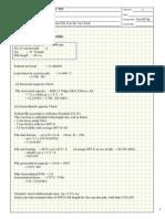 C922(G1)-PTP.2 Reaction Pile and Pile Cap Design Calculation