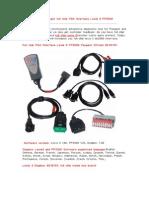 Autodiagnosticobd.com Full Chip Lexia3 Psa Interface