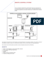 Nordic Valve Remote Control System Catalog