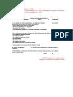 Certificat MEDICAL Simple
