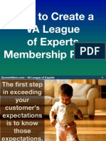 Vle How to Create Your Membership Profile PDF 2014 by Jomarhilario