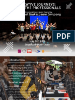 Creative Journeys RSC Report