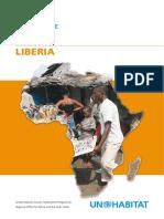 UN-Habitat Country Programme Document 2008-2009 - Liberia