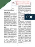 TRABAJO TÉCNICO  RSE Revista I+i 2013
