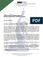 Ministerio de Ambiente - Licencia Ambiental