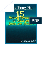 15 Natural Strategies