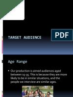 Target Audience Film