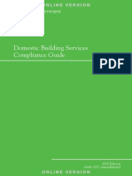 Domestic Building Compliance Guide 2010