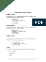 LIBROS Infantil  curso 2014-2015.doc