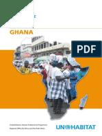 UN-HABITAT Country Programme Document 2008-2009 - Ghana