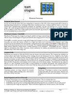 Windstream Technologies, Inc. Miscalculations Or Deceit?