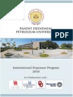 International Exposure Programme2010
