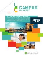 Campus Hungary brochure - French