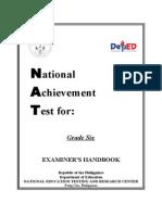 NAT Examiner's Handbook Grade 6 2014