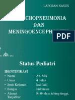 Bronchopneumonia dan encephalitis.pptx