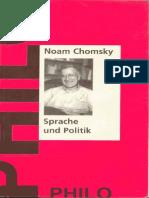 41711615 Noam Chomsky Sprache Und Politik