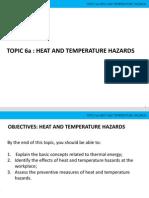 Heat Hazards