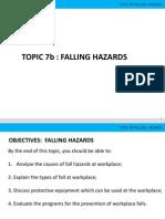 Falling Hazards