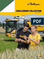 Challenger Clothing Merchandise 2012-13