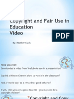 hclark copyright in education