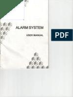 Alarm System User Manual