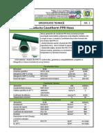 S.T. NR. 1 - Teava PPR-CT Verde Coestherm HEXA