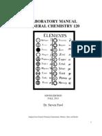 Laboratory Manual and Answer Key - 2013