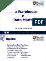 Faculdade Mauricio Nassau BI DataWarehouse e DataMart