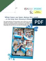 Rosemary Works Newsletter 27th June 2014