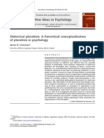 New Ideas in Psychology Volume 28 Issue 2 2010 [Doi 10.1016_j.newideapsych.2009.09.013] Jason R. Goertzen -- Dialectical Pluralism- A Theoretical Conceptualization of Pluralism in Psychology
